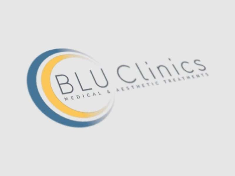 Blu Clinics Logo