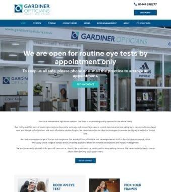 Gardiner Opticians